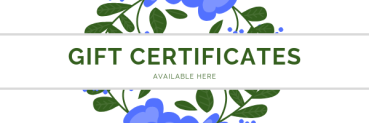 Proofread Bride gift certificates available